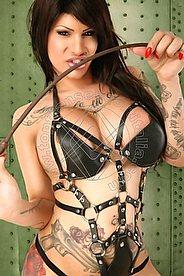 Foto di Tattoomodel TS Shirin transescort